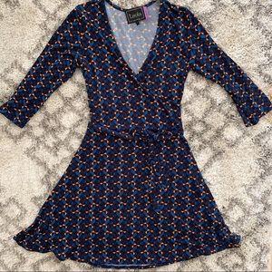 Leota Wrap Dress